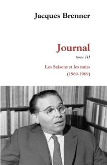 Journal - JacquesBrenner