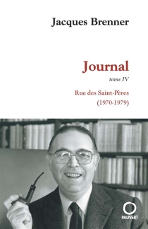Journal - Jacques Brenner