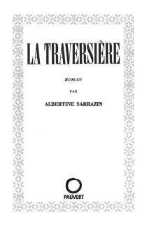 La traversière - AlbertineSarrazin