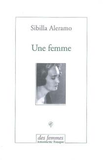 Une femme - SibillaAleramo