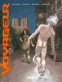 Voyageur : présent - PierreBoisserie