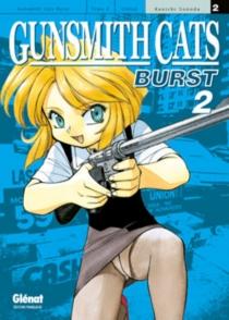 Gunsmith cats burst - KenichiSonoda