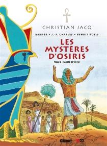 Les mystères d'Osiris - Jean-FrançoisCharles