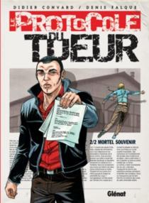Le protocole du tueur - DidierConvard