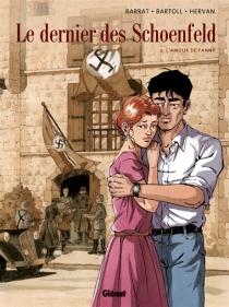 Le dernier des Schoenfeld - Jean-ClaudeBartoll