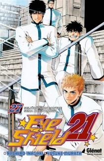 Eye shield 21 - RiichiroInagaki