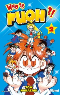 Who is Fuoh - TowNakazaki