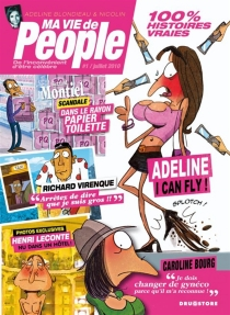 Ma vie de people - Adeline Blondieau