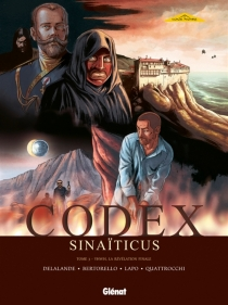 Codex Sinaïticus - Yvon Bertorello