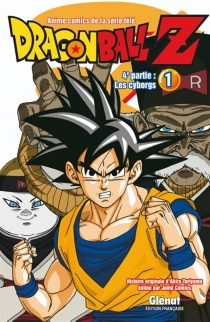 Dragon Ball Z : cycle 4 - AkiraToriyama