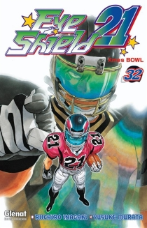 Eye shield 21 - Riichiro Inagaki