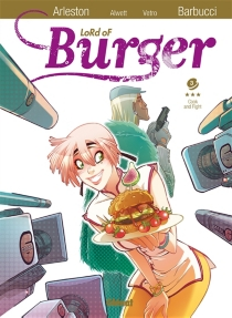 Lord of burger - Audrey Alwett