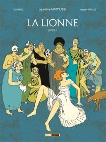 La lionne - LaurelineMattiussi
