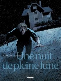 Une nuit de pleine lune - YvesH.