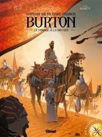 Captain sir Richard Francis Burton - ChristianClot