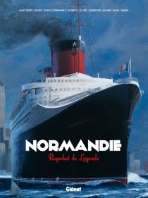 Normandie : paquebot de légende - Pierre-RolandSaint-Dizier