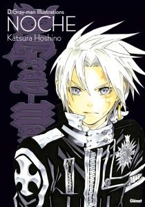 D. Gray-Man illustrations : noche - KatsuraHoshino