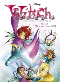 Witch - Walt Disney company