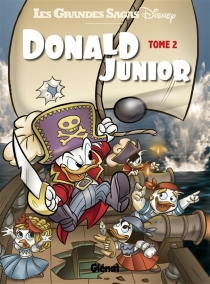 Donald Junior - Walt Disney company