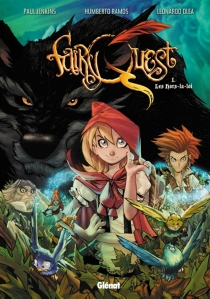 Fairy quest - Paul Jenkins