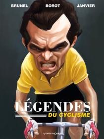 Légendes du cyclisme - Jean-MarcBorot