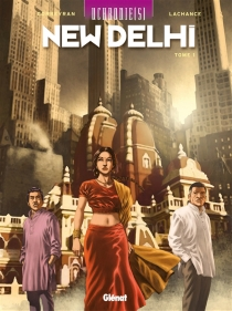 New Delhi  Uchronie(s) - Corbeyran
