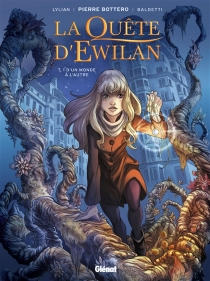 La quête d'Ewilan - LaurenceBaldetti