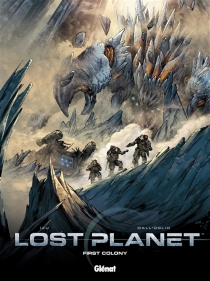 Lost planet : first colony - Massimo Dall'Oglio
