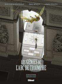 Les génies de l'Arc de triomphe - ErikArnoux