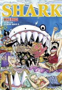 One piece : color walk - Eiichiro Oda