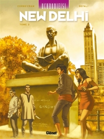 New Delhi| Uchronie(s) - Corbeyran