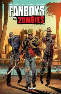 Fanboys vs zombies - Jerry Gaylord