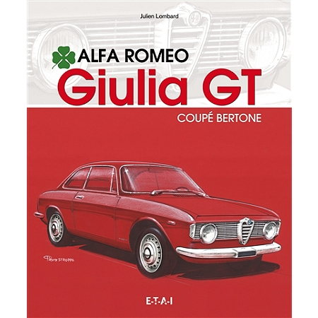 alfa romeo giulia gt coup bertone autres techniques. Black Bedroom Furniture Sets. Home Design Ideas