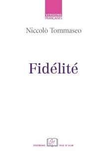 Fidélité - NiccolòTommaseo