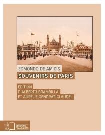 Souvenirs de Paris - EdmondoDe Amicis