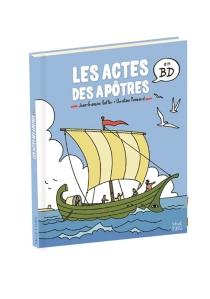 Les actes des Apôtres en BD - Jean-FrançoisKieffer