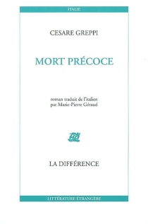 Mort précoce - CesareGreppi