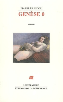 Genèse O - IsabelleNicou
