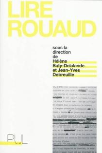 Lire Rouaud -