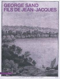 Fils de Jean-Jacques - GeorgeSand