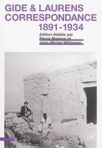 Correspondance 1891-1934 - AndréGide