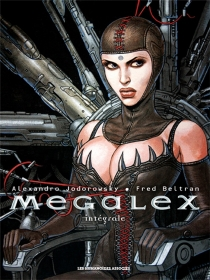 Mégalex : intégrale - FredBeltran