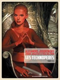 Les Technopères : intégrale | Volume 1, Tomes 1 à 4 - ZoranJanjetov