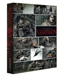 Coffret La terre des vampires : tomes 1 à 3 - ManuelGarcia