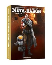 Méta-Baron : premier cycle - JerryFrissen