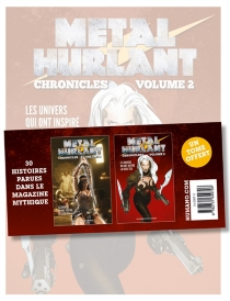 Pack Métal hurlant : chronicles -