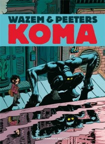 Koma : l'intégrale en couleurs - FrederikPeeters