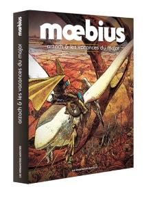 Arzach et Les vacances du major : coffret Moebius - Moebius