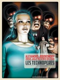 Les Technopères : intégrale | Volume 2, Tomes 5 à 8 - ZoranJanjetov
