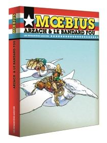 Arzach et Le Bandard fou : coffret Moebius - Moebius